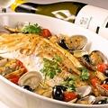 料理メニュー写真お魚丸丸一尾 本日のお魚料理