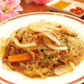 料理メニュー写真チャプチェ(春雨)