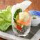 農家野菜のパフェ~自家製バーニャカウダー