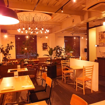 THE CAFE LUDE カフェ ルードの雰囲気1