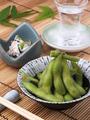 料理メニュー写真ジーマーミー抹茶豆腐