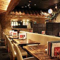 横浜で大人数宴会なら当店の貸切フロアがおすすめ