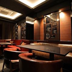 room restaurant Bachelor ルームレストラン バチェラーの雰囲気1