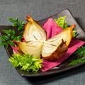 料理メニュー写真淡路島産玉ねぎの丸焼き