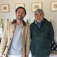 北海道三笠市の『TAKIZAWA WINERY』の滝沢さん。自然の持つ力を極力引き出し、力強い、生命力を感じる美味しいワインは格別です。