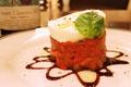 料理メニュー写真モッツァレラチーズとトマトの旨味ラタトゥイユカプレーゼ