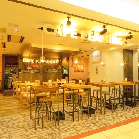CAFE FLAMINGO(カフェフラミンゴ) フェザン店