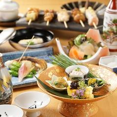 日本酒と焼き鳥 百 momo 福島店の特集写真
