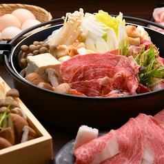 すき焼き 二色鍋 いいね!!のおすすめ料理1