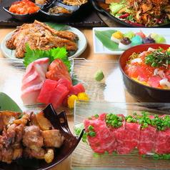 魚柳 うおやなぎ 名古屋駅店のコース写真