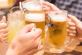 なんと、生ビール250円という安さ!お客様に思う存分楽しんでいただく為、ドリンクも低価格でご提供しております!