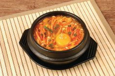 キムチチゲ/豆腐チゲ/味噌チゲ