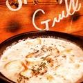 料理メニュー写真ほっこり!牡蠣のクラムチャウダー