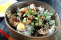 料理メニュー写真さつま地鶏プレミアムわっつり丼