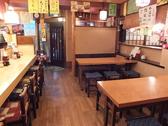 テーブル席は8名様・6名様・4名様のテーブルとバリエーション豊かにご用意しております。