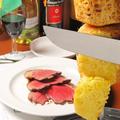 料理メニュー写真お肉だけじゃない♪隠れ人気の≪焼きパイン≫
