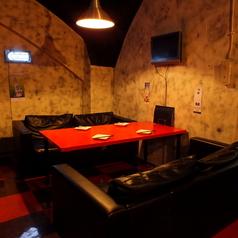 Cave Dining K3 ケーブダイニング ケースリーの雰囲気1