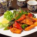 料理メニュー写真pad ped (レッドカレーの炒め物)