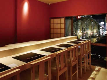 寿司さ々木の雰囲気1