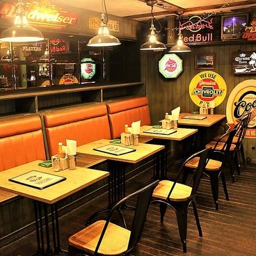 california diner PLAYERS プレイヤーズの雰囲気1