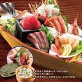 料理メニュー写真【いろは自慢の一品!】豊漁七点船盛り