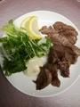 料理メニュー写真牛タン焼き(タンもと)