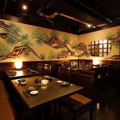 北海道海鮮 6番27ふ頭 大和店の雰囲気1