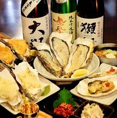 牡蠣三昧 宇都宮店の写真