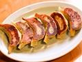 料理メニュー写真二十一番(肉入り)餃子