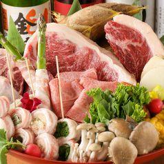 九州個室 酒処 肉炉端 弁慶 高知店のおすすめポイント1
