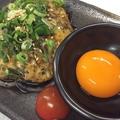 料理メニュー写真地頭鶏 つくね卵黄添え