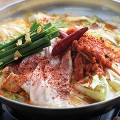 旨辛豚キムチ鍋