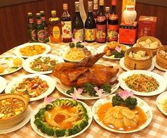 鴻運飯店のコース写真