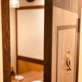 こちらは4番の個室空間。イタリアの調理器具や伝統的な食器などが飾られた空間です。