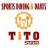 ティト TiTO STation ステーション 博多口のロゴ
