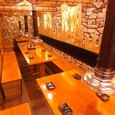 最大20名様までご利用になれる大型完全個室もございます♪会社宴会や地元の同窓会・祝賀会など様々なシーンに対応できる個室!!ぜひプライベート空間で美味しい焼肉をご堪能くださいませ☆