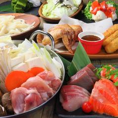 名古屋めし 海鮮料理 黒潮 名駅店の写真