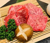 神戸ビーフ以外にも極上の赤身を取り揃えております。