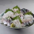 料理メニュー写真雑魚屋盛り