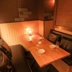 完全個室居酒屋 サディの木 水道橋店の雰囲気1