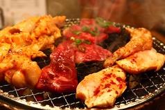 赤身肉とホルモン焼き コニクヤマの写真