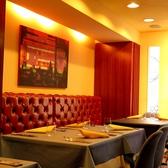 「青」が印象的な落ち着きの空間で、旬のお料理に舌鼓。