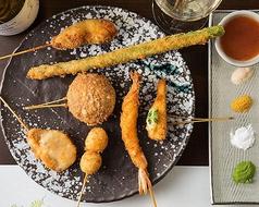 串揚げと季節のお料理 さとうの写真