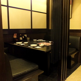 店内には落着くテーブル席も多数!ご利用人数に合わせてご用意いたします。
