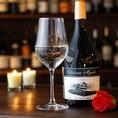 ワイングラスでお洒落に楽しむ日本酒