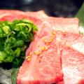 料理メニュー写真<牛> aburaカルビ