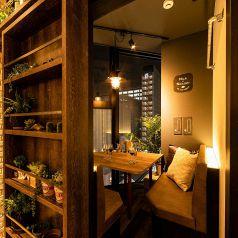 個室 塊肉×農園野菜 Nick&Noo joo 新橋本店のおすすめポイント1