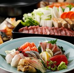 ととろ 魚々ろ 仙台一番町店の特集写真
