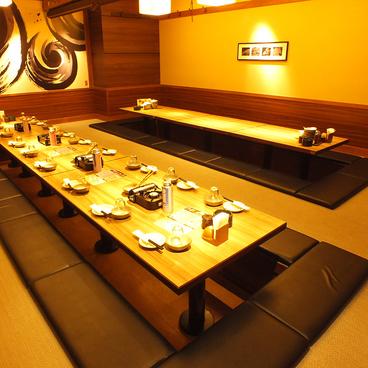 JAPANESE DINING 和民 上尾モンシェリー店の雰囲気1