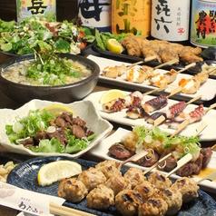 備長 串屋 わたる 西梅田店のおすすめ料理1